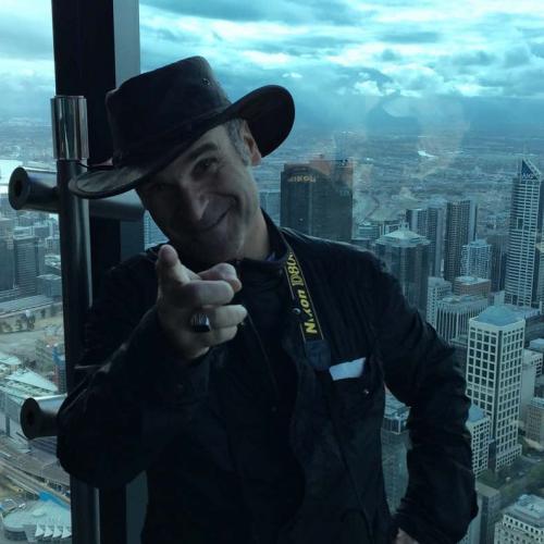 Selfie-Melbourne
