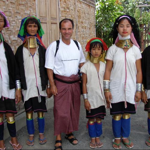Selfie-Burma Ladies