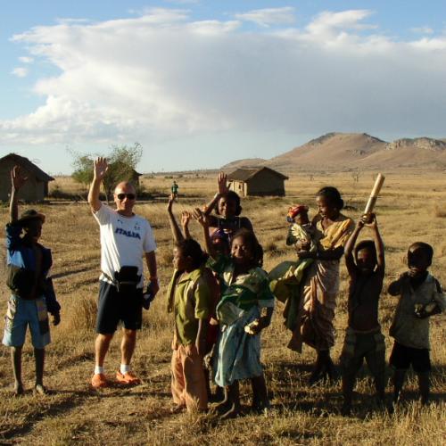 Selfie-Madagascar
