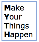 Make Your Things Happen - Logo